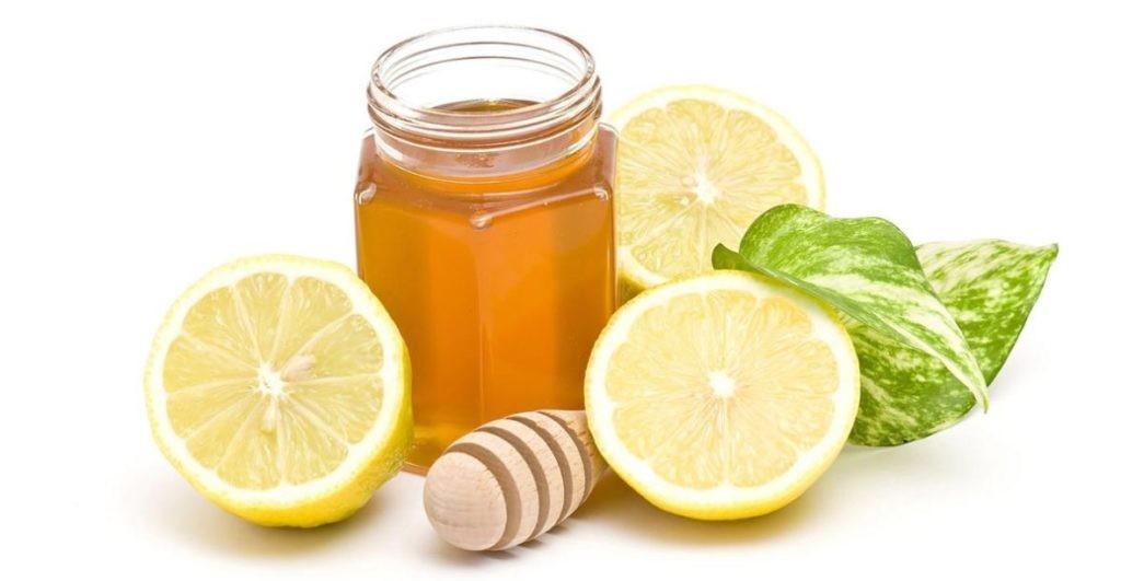 Honey & Lemon for Lip care